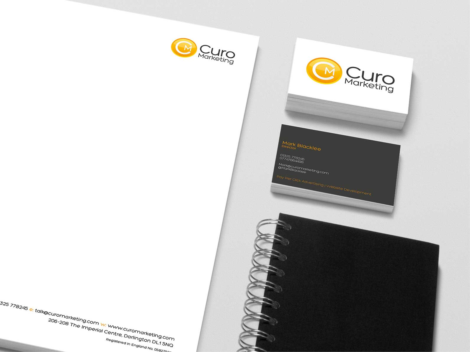 Curo-Marketing-Business-Card-Letterhead