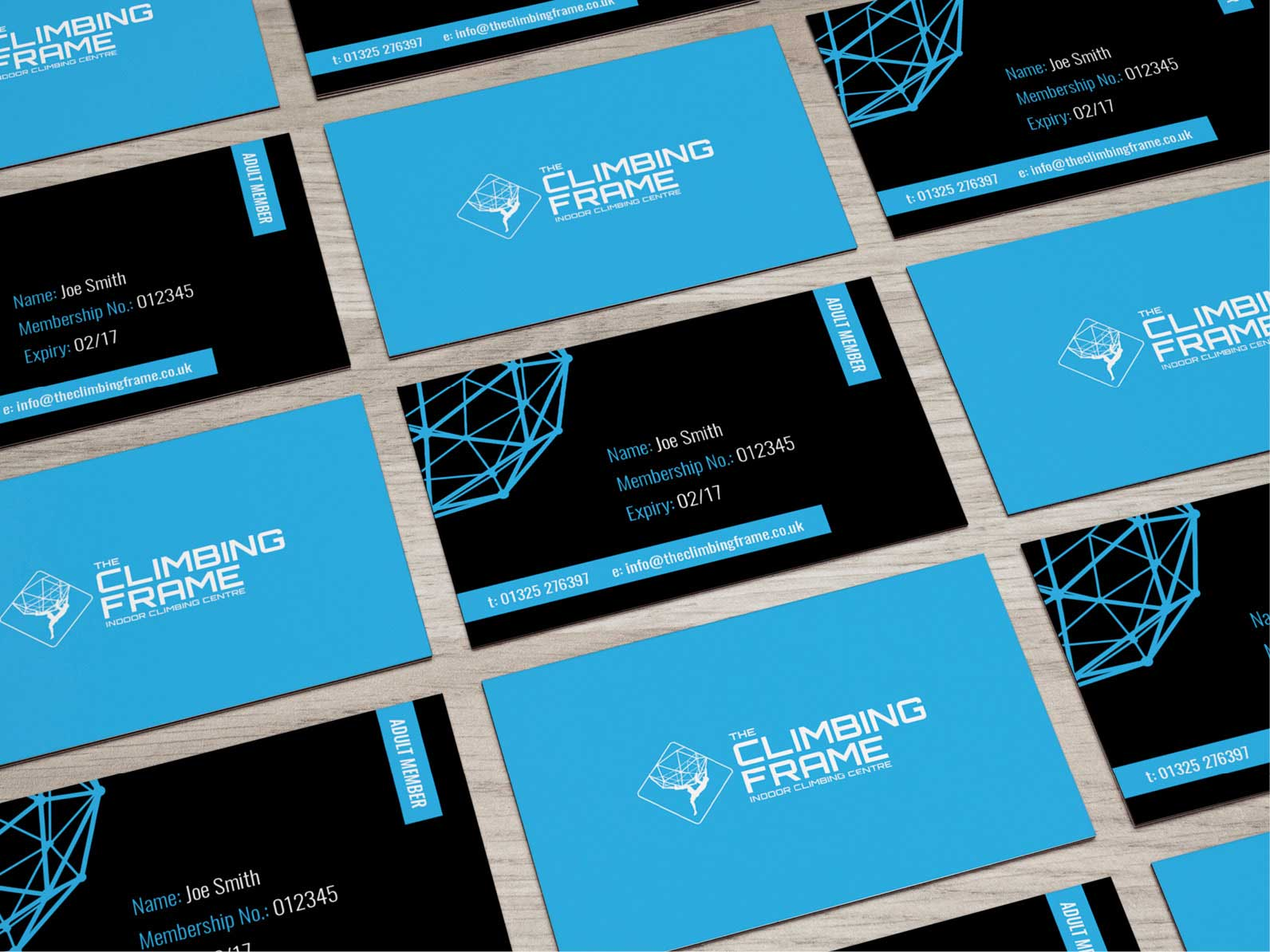 The-Climbing-Frame-Business-Card-Design